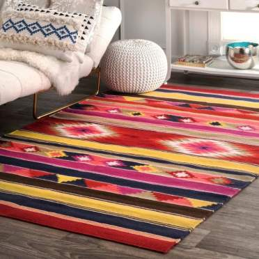 How-to-choose-ethnic-carpets-modern-home-interiors-ideas