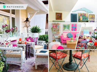 Do you dare to have these 40 decor ideas to welcome the summertime2