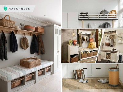 Having a small space entryway try these 15 practical bench ideas 5