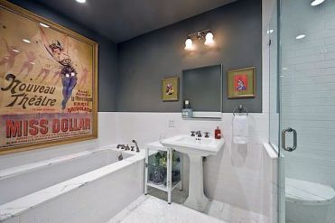 30-ideas-for-decorating-wall-with-posters-a-vintage-atmosphere-in-modern-interior-design-20-434