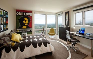 30-ideas-for-decorating-wall-with-posters-a-vintage-atmosphere-in-modern-interior-design-6-434