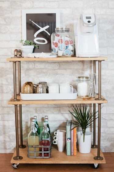 Diy-coffee-bar-cart