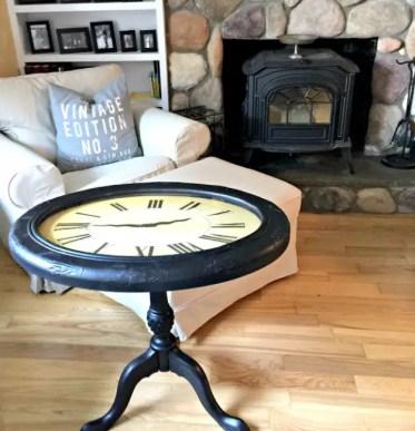Repurposed-clock-table