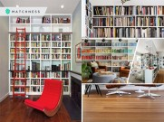 These 20 private home library designs will give you awesome references2