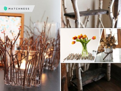 You can use twig to beautify your home decoration with these 15 ideas2