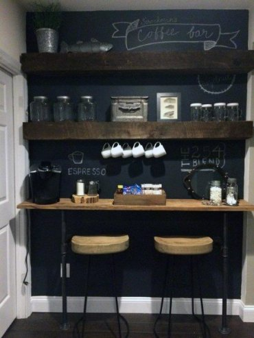Coffee-bar-with-chalkboard-wall-and-two-bar-stools