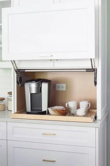Kitchen-coffee-station-appliance-garage
