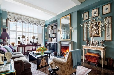 Traditional-interior-design-style-living-room