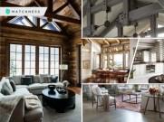 30 cozy lodge house design ideas2