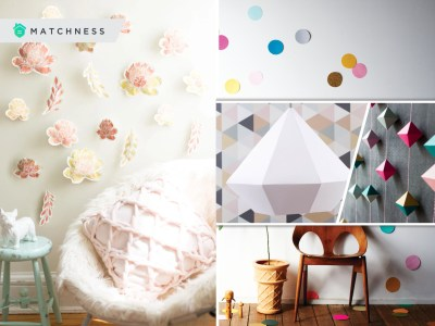 Decorating your home by using paper with these 15 ideas2