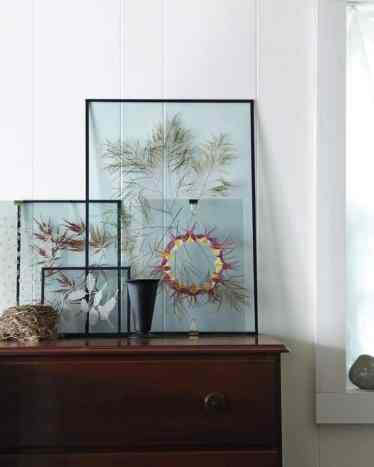 Pressed-flowers-in-glass