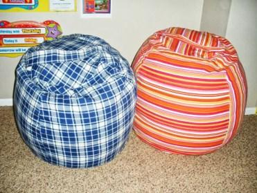 Diy-rollie-pollie-bean-bag-chairs
