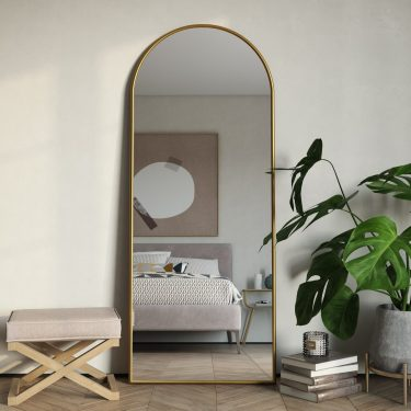 Full-length-mirror-with-arched-top-gold-frame-dramatic-wall-decor-inspiration-classic-interior-design-ideas-extra-large-mirror-luxury-furniture-1536x1536-1