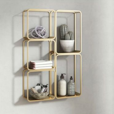 Kansas-metal-rectangle-wall-shelf
