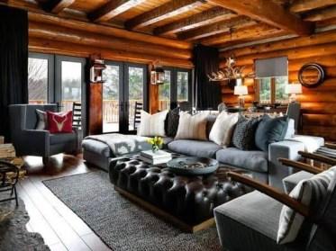 Living-room-log-cabin-interior-design