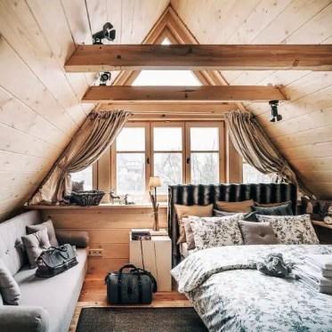 Log-cabin-interior-design-bedrooms
