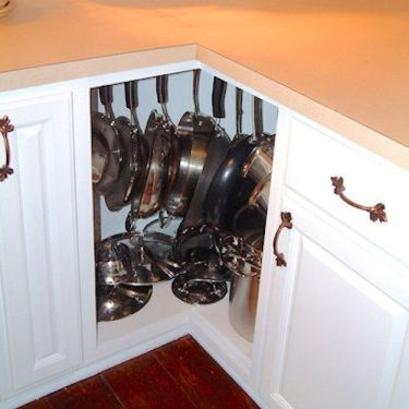 Pots-and-pans-corner-cabinet