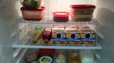 Refrigerator-add-shelf