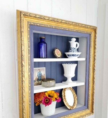 Royal-blue-framed-shelf-600x813-1