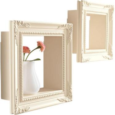 Vintage-frames-wall-decorations-handmade-shelves-2