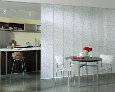 White-room-dividers-frosted-glass-floral-pattern-kitchen-dining-room-devider