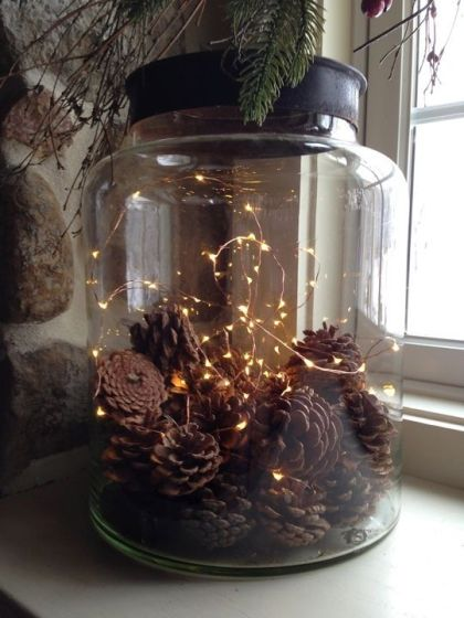12-tiny-lights-and-pinecones-in-a-jar-make-a-cool-fall-deocration-1