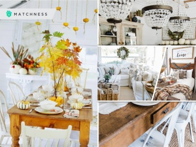 50 soft neutral fall home decorations2