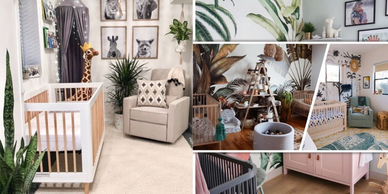 55 jungle interior design ideas2