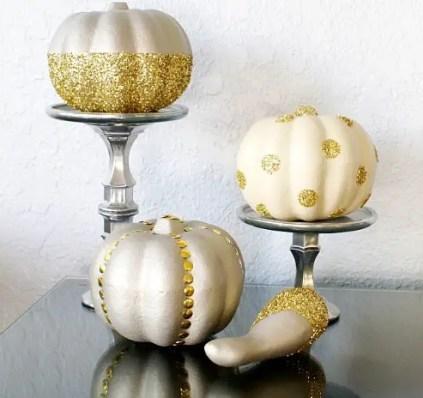 Diy-dollar-store-glitter-glam-pumpkins