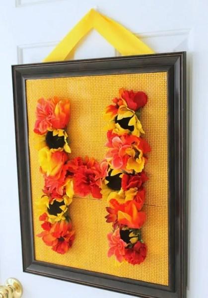 Diy-floral-monogram-wreath
