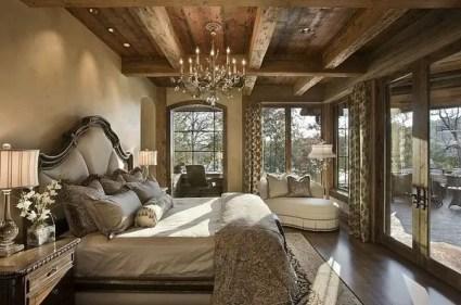 Bedroom-ceiling-design-ideas-master-bedroom-wood-ceiling-and-ceiling-beams