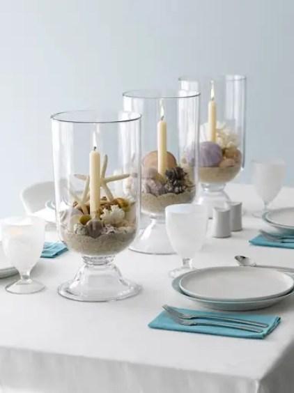 Coastal-table-table-centerpiece-decor-idea