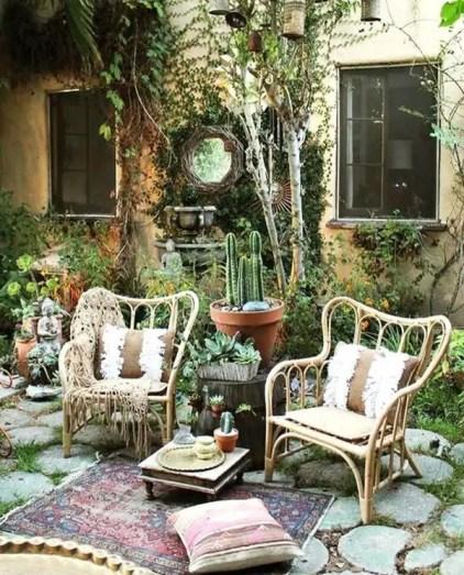 Incredible-bohemian-garden-decor-ideas