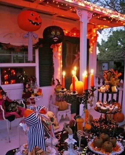 Most-amazing-halloween-party-ideas-in-balcony