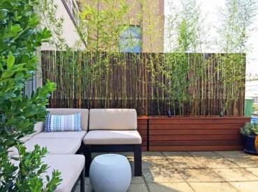Patio-luxury-bamboo-fence-ideas