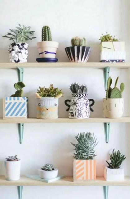 1-kleine-Kaktus-Dekoration-Ideen22