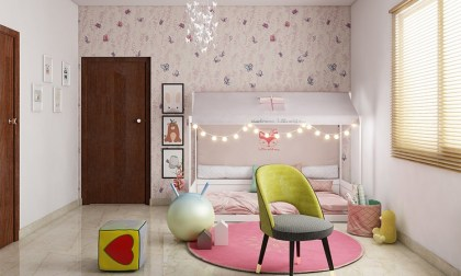 1-fairy-lights-on-house-bed-kids-bedroomdecorating-ideas