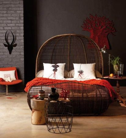 10-dark-woven-bed-and-matching-side-tables-of-wood-and-metal