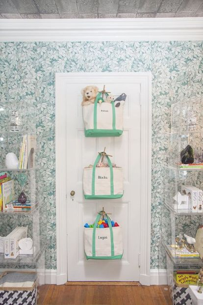 12-fabric-bags-attached-to-the-door-for-storing-everything-your-ki-needs