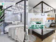 15 interesting ideas to beautify your bed2