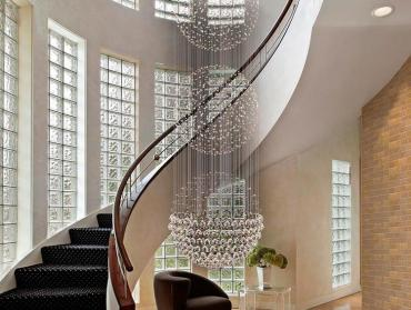 Dramatic-cascading-chandeliers-a-spectacular-focal-point-in-any-home