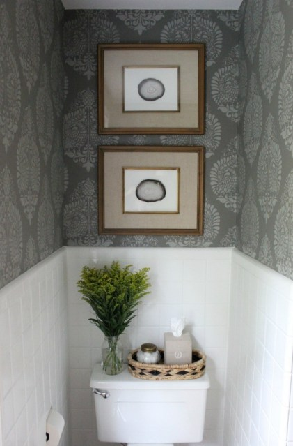 Driven-by-decor-target-frames-with-agate-stacked-over-toilet