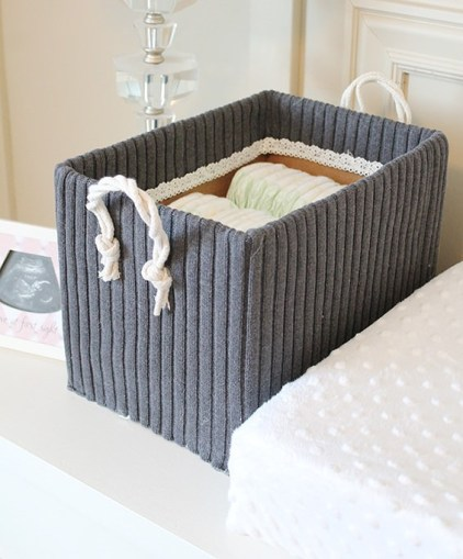 Easy-up-cycled-cardboard-box-storage-projects-21