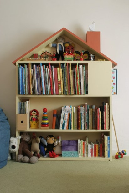 House-bookshelf