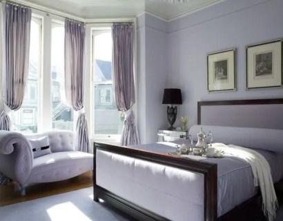 Levender-bedroom-color
