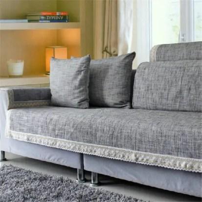 Sofa-throws-grey