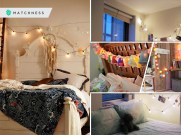 Think of these 20 lighted garland ideas for a fairy home decor look2