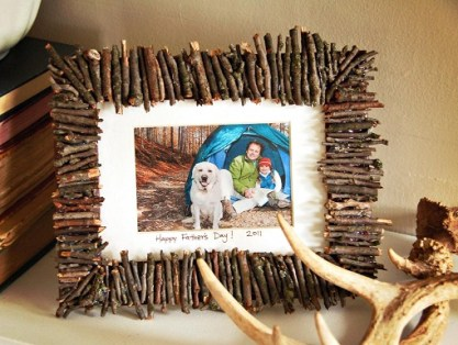 Wooden-craft-photo-frame