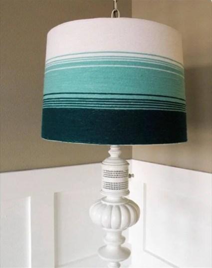 Garn-Ombre-Lampe