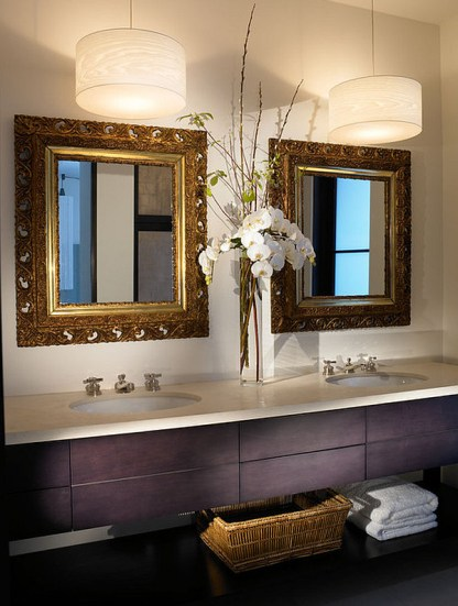 Beautiful-bathroom-pendant-lamps